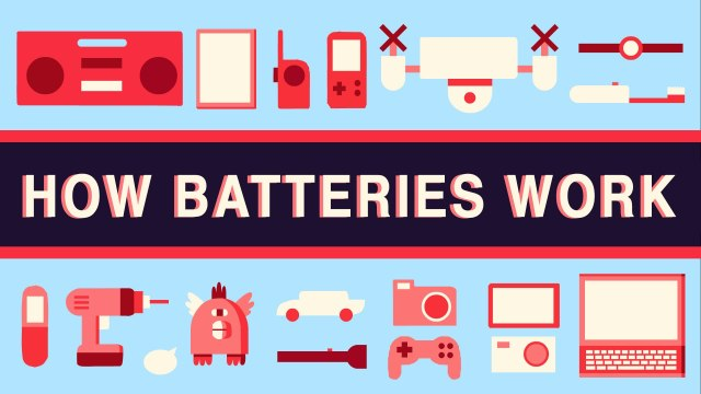 How do batteries work?