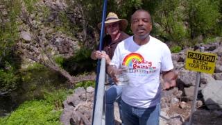 Explore wastewater treatment with LeVar Burton & Reading Rainbow