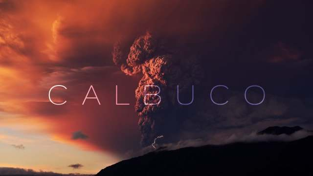Time lapse eruption videos of Chile's Calbuco Volcano