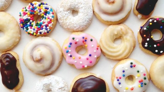 How To Make Mini Donut Cookies –SweetAmbs