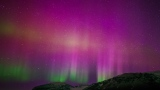 Apotheosis – Northern Lights over Icelandic landscapes