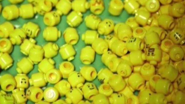 Inside the LEGO Factory: How robots & machines make LEGO