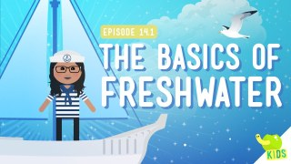 The Basics of Freshwater + Water, Water, Everywhere?