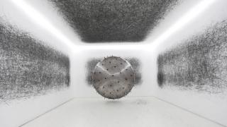 The jazz of a helium ball & charcoal –Karina Smigla-Bobinski's ADA