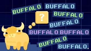 Buffalo buffalo buffalo! One-word sentences & how they work