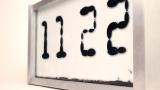 Ferrolic – A ferrofluid clock prototype by Zelf Koelman