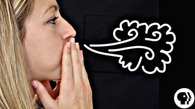 How to Make a Cloud in Your Mouth – Physics Girl