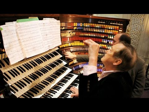 The Wanamaker Organ – The world's largest musical instrument
