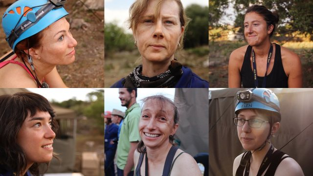 Deep in the caves with Homo Naledi & the Rising Star Expedition