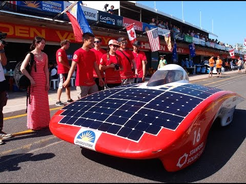 Stanford Solar Car Project: Racing on Sunshine, a documentary