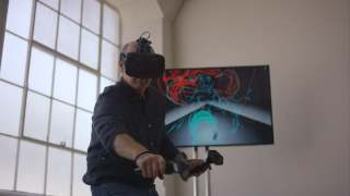 Step into the Page – Disney animator Glen Keane draws in VR