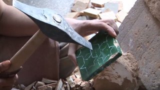 From Clay to Mosaics – How zellige (الزليج) mosaics are made