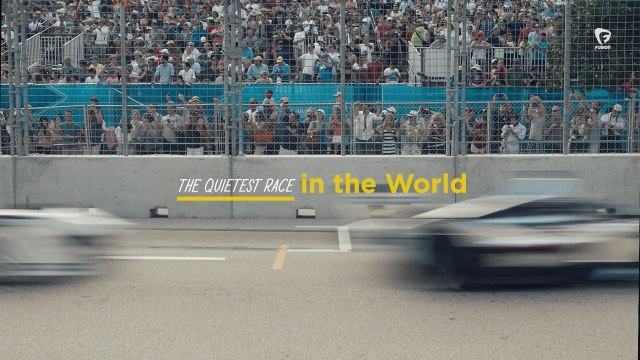 The Quietest Race in the World – The Formula E