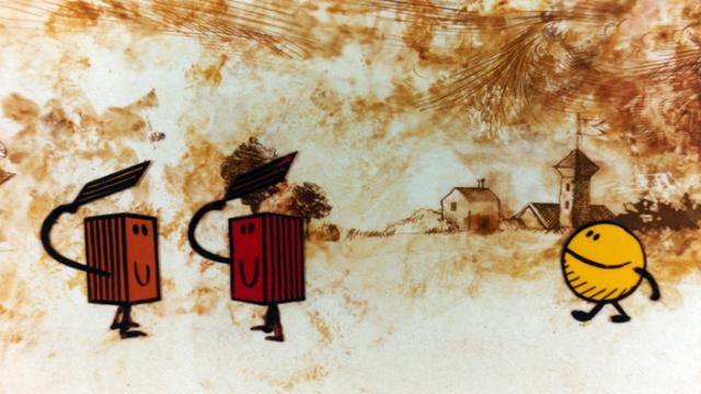 Balablok (1972) – Bretislav Pojar's animated parody of human nature