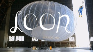 How Google[x]'s Project Loon Tests Its Giant Internet Balloons