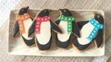 How To Decorate Penguin Cookies –SweetAmbs