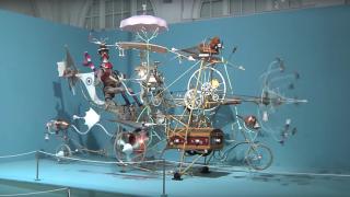 Rowland Emett's Marvelous Dream Machines