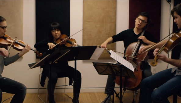 Star Wars – Attacca Quartet: May the Fource Be with You