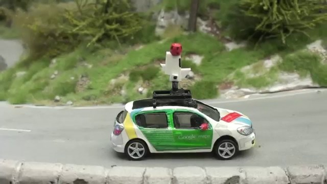 Explore the Miniatur Wunderland model railway with Google Maps