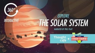 Explore The Solar System: 360 Degree Interactive Tour