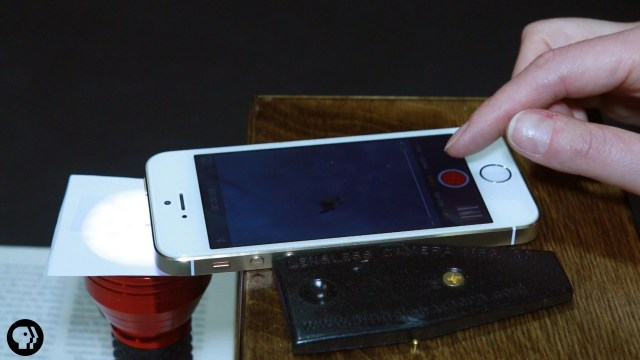See Microbes with this DIY Phone Microscope