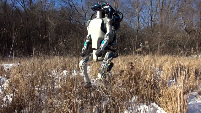 The next generation of Boston Dynamics' Atlas robot