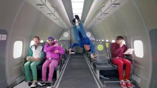 Upside Down & Inside Out –OK Go in zero-g