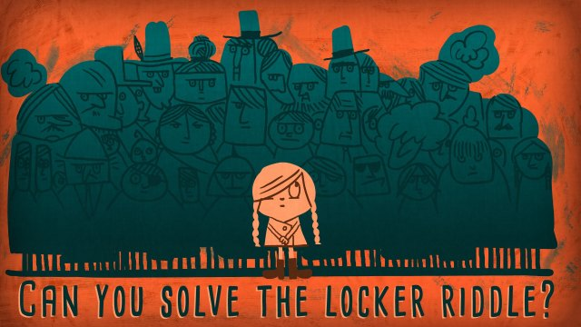 Can you solve the locker riddle? – TED Ed