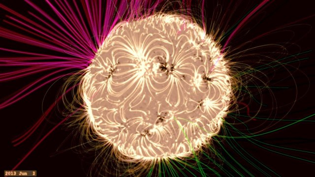 Understanding the Magnetic Sun – NASA Goddard