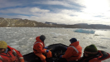 Dinosaur fossils uncovered on an Antarctic expedition