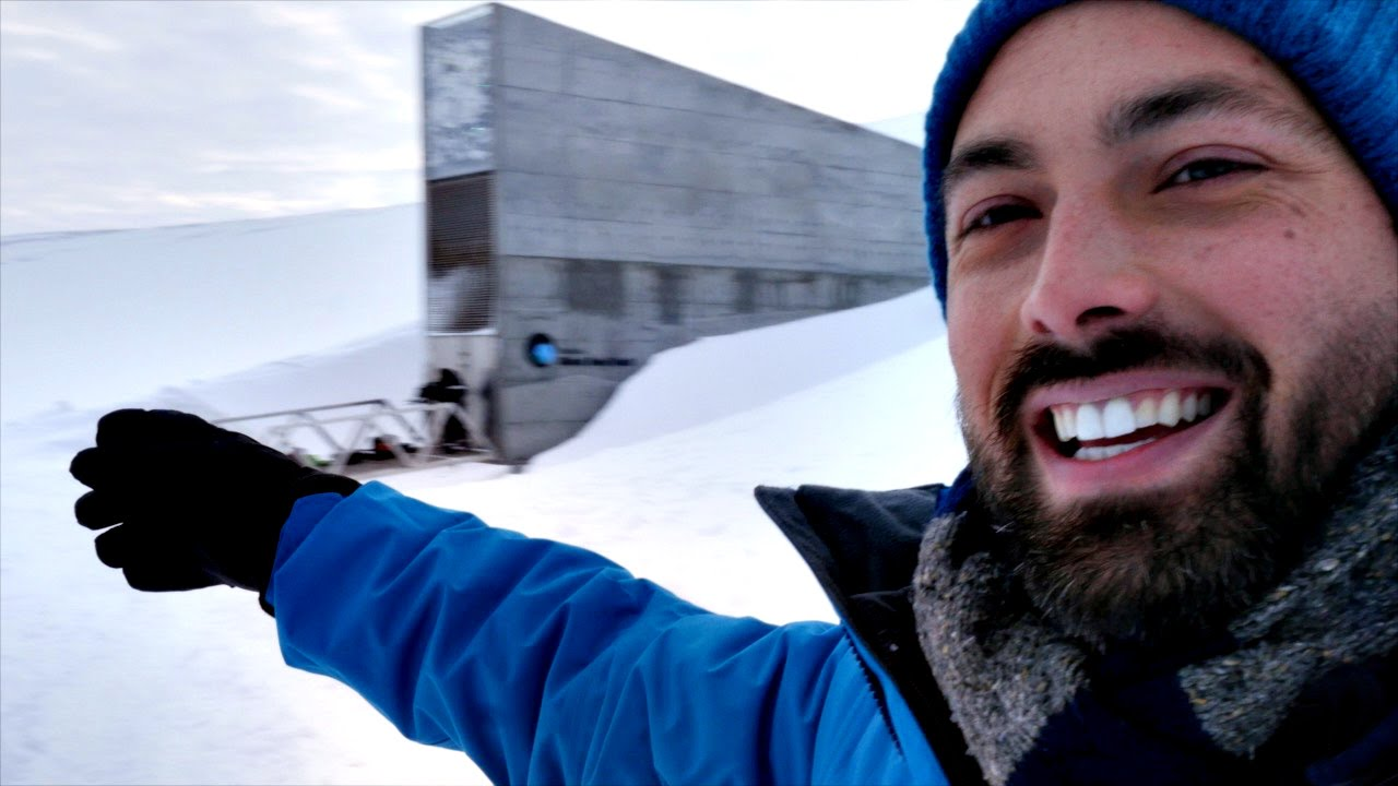 Inside the Svalbard Seed Vault – Veritasium