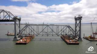 Dismantling the San Francisco–Oakland Bay Bridge