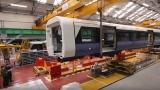 Building a Class 345 railcar for the Elizabeth line
