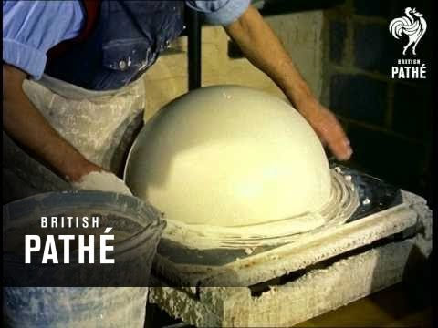Globe Making (1955) – British Pathé