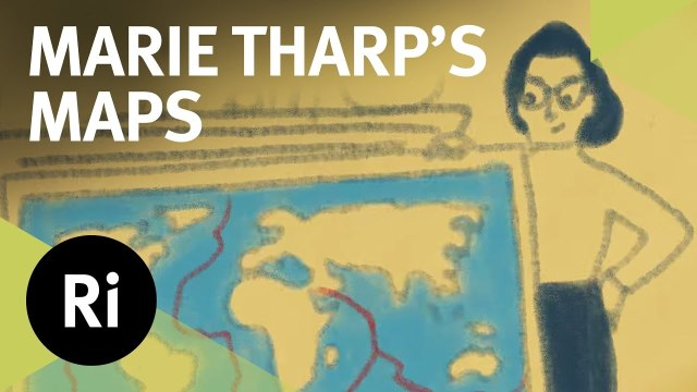 Marie Tharp: Uncovering the Secrets of the Ocean Floor