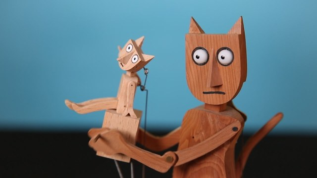 Curious Contraptions by automata artist Paul Spooner