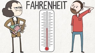 The stories behind Fahrenheit and Celsius