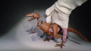 Barnaby Dixon's Raptor Puppet