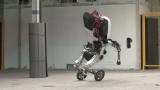 Handle, Boston Dynamics' robot on wheels