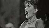 Maria Callas sings O mio babbino caro and Casta Diva