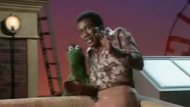 Ben Vereen sings Pure Imagination on The Muppet Show (1977)