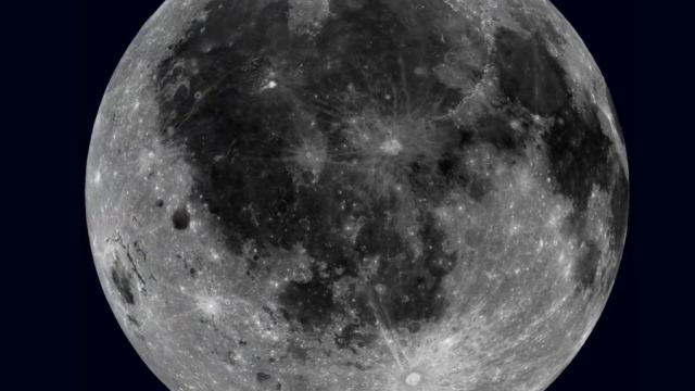 Full 360° view of our moon from NASA's LROC Wide Angle Camera