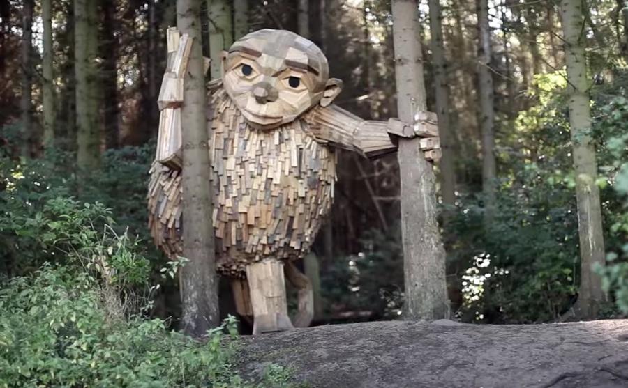 Six Forgotten Giants Copenhagen S Hidden Scrap Wood