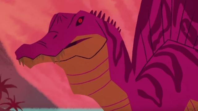 The ferocious predatory dinosaurs of Cretaceous Sahara