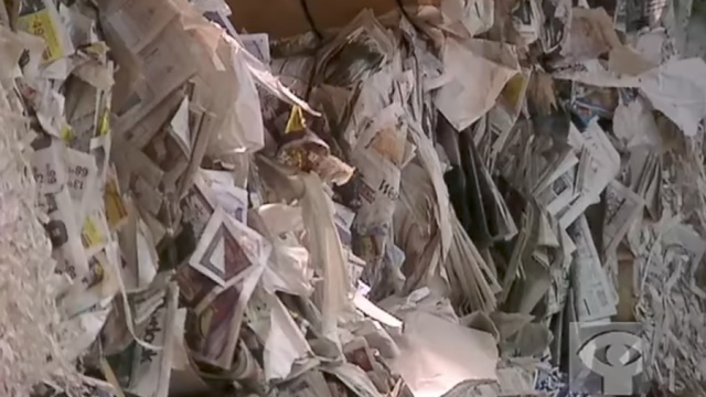 How Do They Recycle Paper?