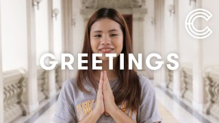 Greetings Around the World