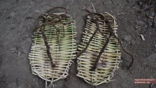 Sandals – Primitive Technology