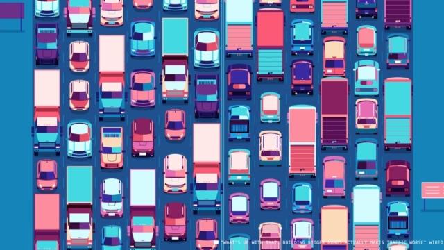 Why, Traffic, Why?