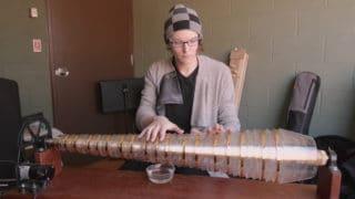 The Glass Armonica, Benjamin Franklin's 1761 invention