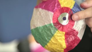 An unexpected way to inflate a balloon – Numberphile